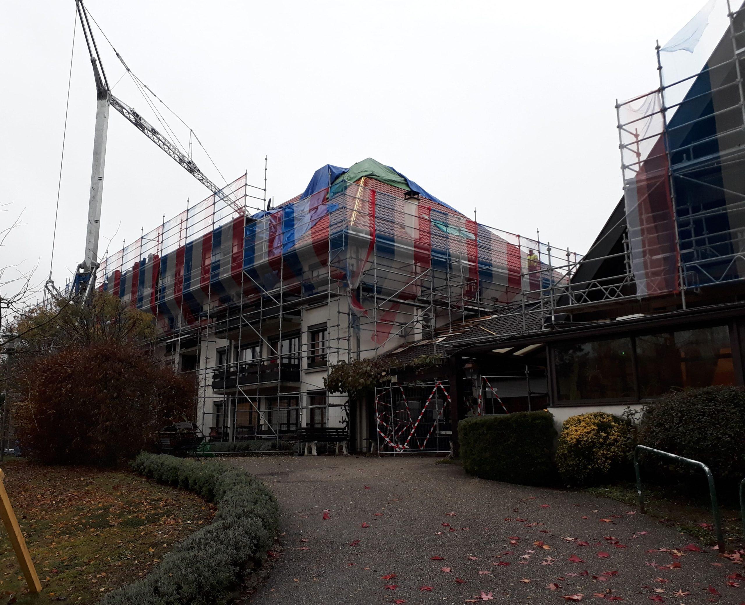 Travaux toiture RPS3