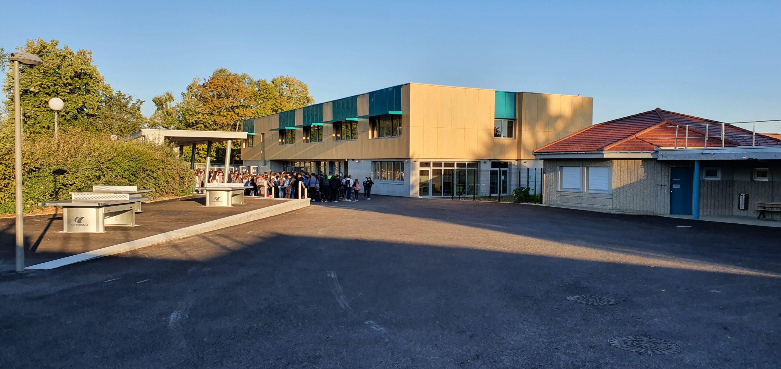 Collège Marcel Mariotte